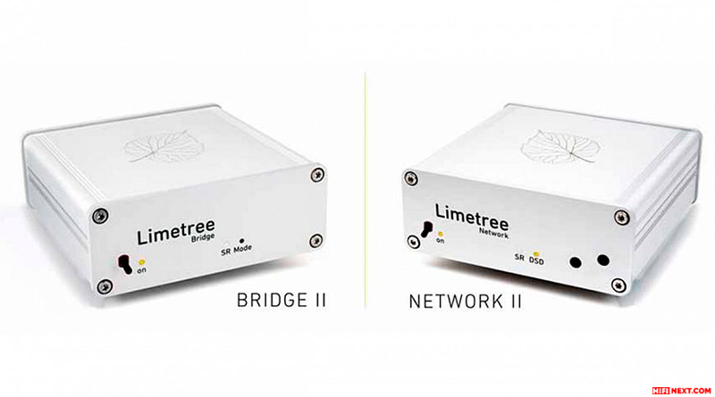 Lindemann Limetree NETWORK II and BRIDGE II updated