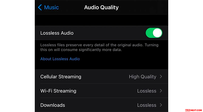 Dolby Atmos and Lossless Tracks Appear on Apple Music