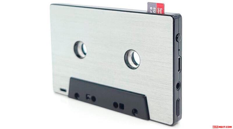 Nostalgic MixxTape Pseudo Cassette