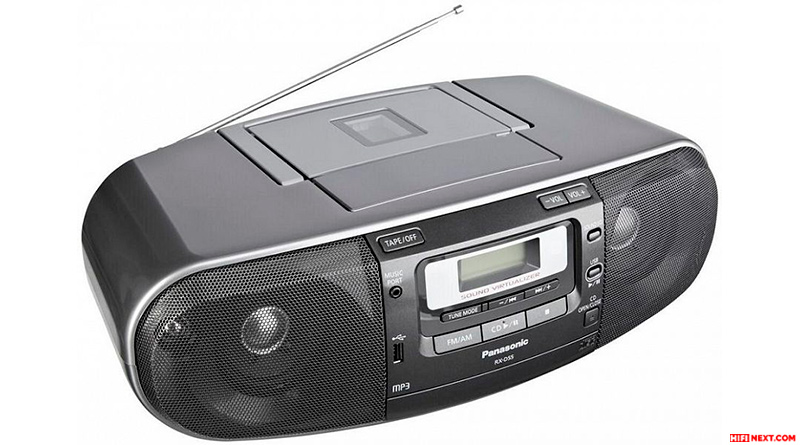Panasonic RX-D55GC-K