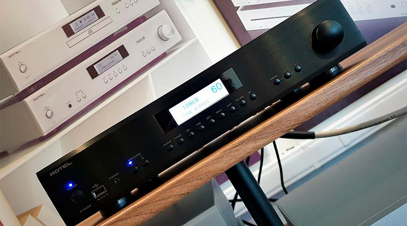 Rotel A14MKII