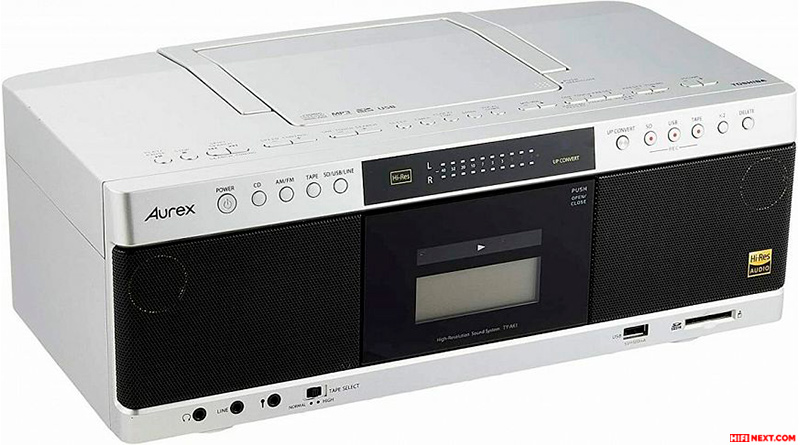 Toshiba Aurex TY-AK1
