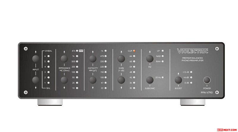 Violectric PPA V790 Premium
