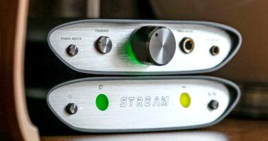 iFi ZEN Stream Network Bridge