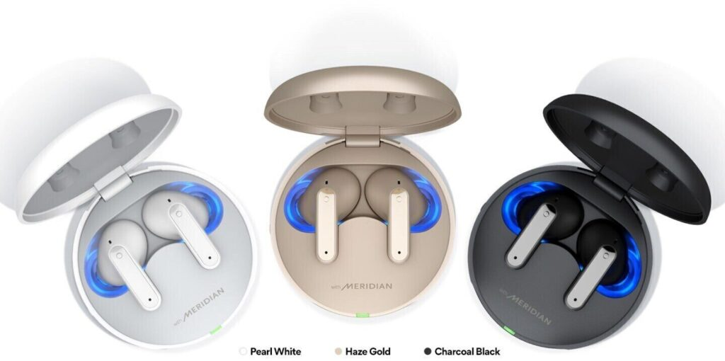 LG Tone Free TWS Earbuds