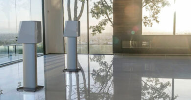 Eikon Audio Image.5 speakers