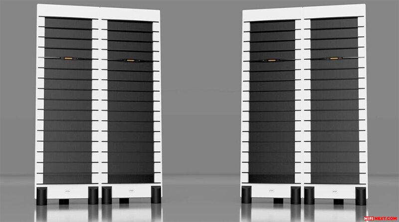 Popori Acoustics FR1 electrostatic speakers