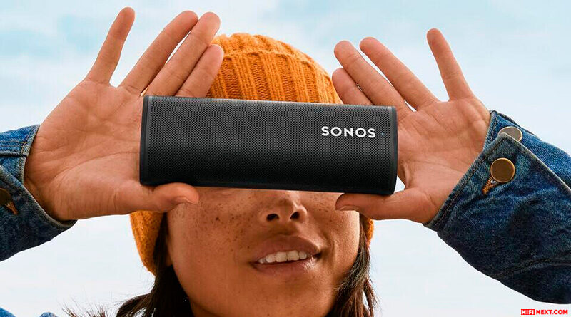 Sonos to launch Sonos Roam portable speaker in partnership with North Face clothing brand