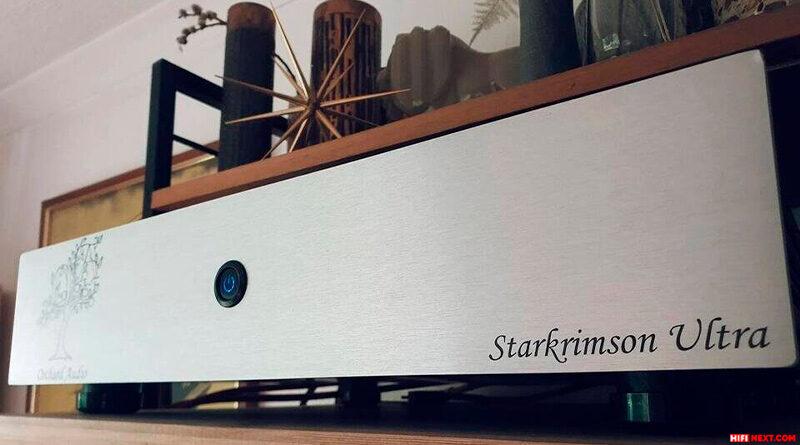 Orchard Audio Starkrimson Streamer Ultra