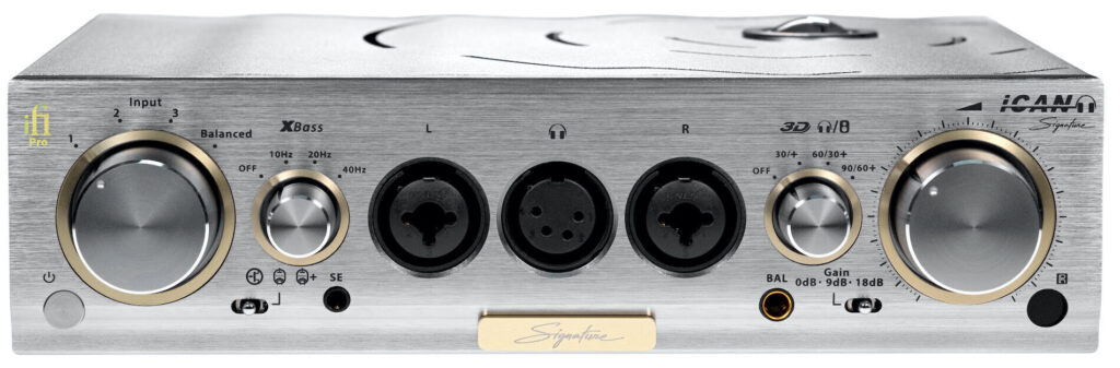 iFi audio Pro iCAN and Pro iDSD