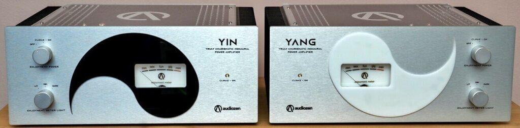 Audiozen Yin and Yang