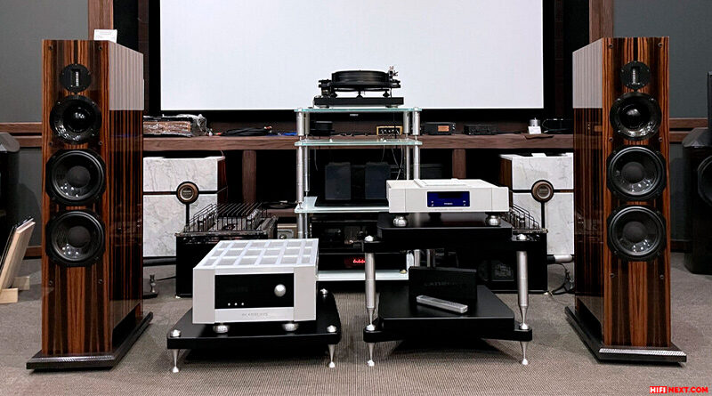 Bladelius Oden integrated amplifier