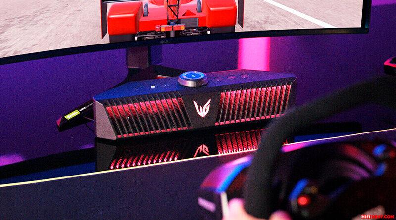 LG UltraGear GP9 gaming speaker