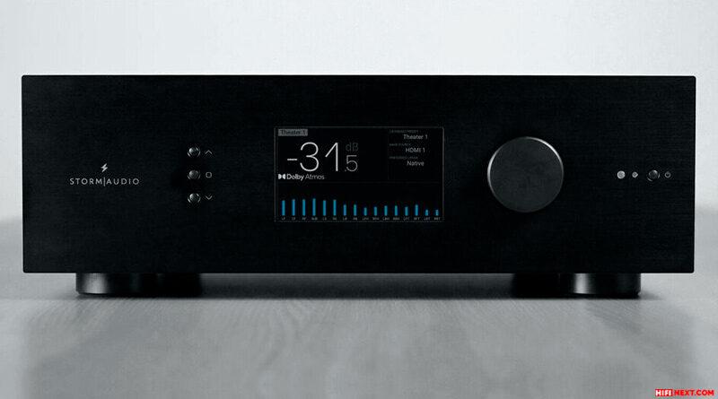 StormAudio ISP Core 16 AV processor