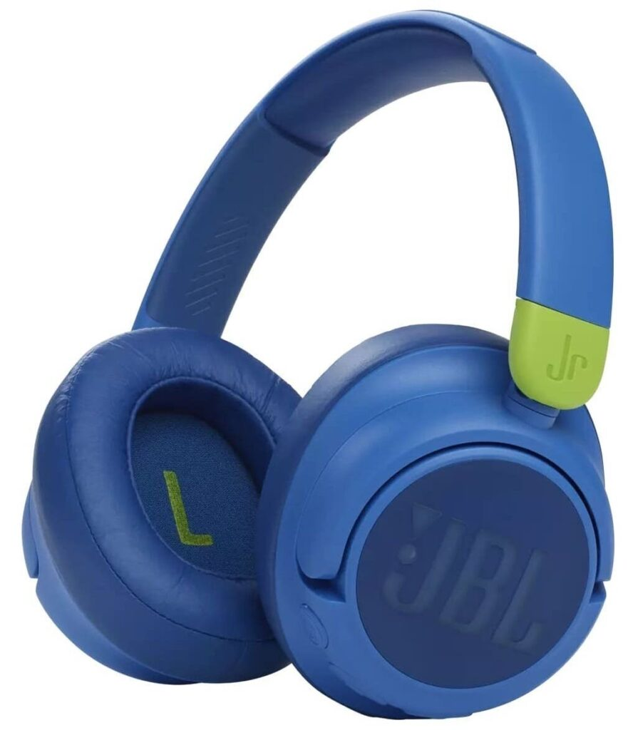 JBL JR 460 NC kids headphones