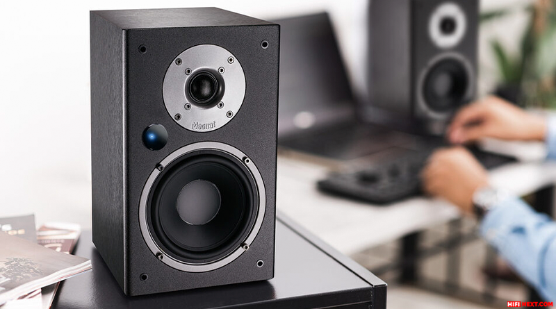 Magnat Monitor Reference Active speakers