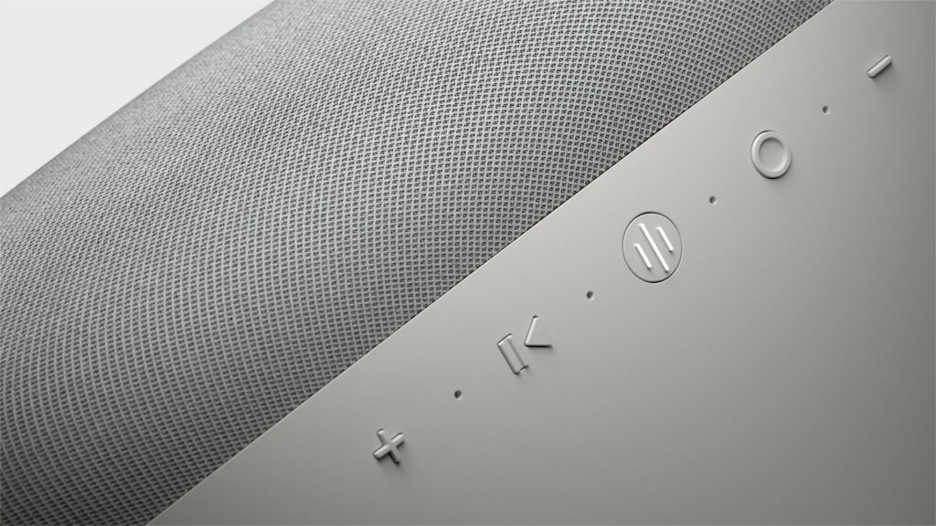 Bowers & Wilkins Zeppelin audio system 2021